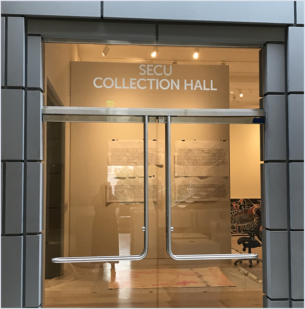 SECU Collection Hall